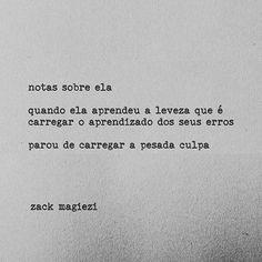 """zack magiezi (@zackmagiezi) no Instagram: """" #zackmagiezi #notassobreela"""""""