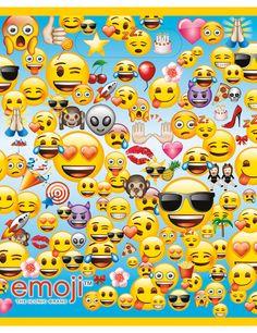 8 Bolsas de regalo plástico Emoji™ 18x23 cm: Este lote incluye 8 bolsas de regalo con licencia oficialEmoji™.Son de plático y el estampado…