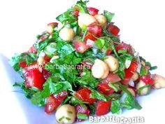 Salata de naut cu patrunjel