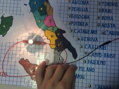 Sapientino Regioni e Capoluoghi, classe 5a - MaestraMarta Event Ticket, Coding, Kids, Tecnologia, Italia, Art, Young Children, Boys, Children