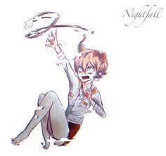 Sayori from Doki Doki Literature Club by Nightfall