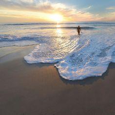 Dernière sortie de #surf en 2016 à San Diego!  #voyagevoyage #destination #sandiego #voyage #californie #paysage #plage #plaisir #blogvoyage #instatravel