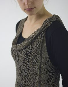 cocoknits Weekend Wrap Pattern can be completed in a weekend. Using dk weight yarn and #17 needles, it's lace without the yarnovers and pattern repeats. The pattern includes a couple tricks for neat a