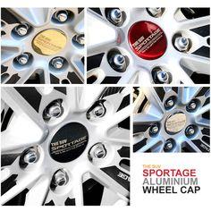 SET OF 4PCS CAR WHEEL CENTER EMBLEM CAP HUB COVER 60mm for KIA 2015 SPORTAGE #BRICX
