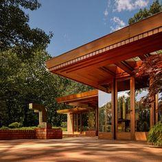 Frank Lloyd Wright Design- In Michigan