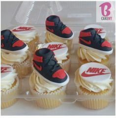 147 Best Sneaker Birthday Party Images On Pinterest In