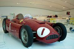 "1956 Lancia Ferrari D50 - ""Modena's Museo Casa Enzo Ferrari"" by @Suzanne, with a Z Courtney @Suzanne Courtney @TheTravelBunny"