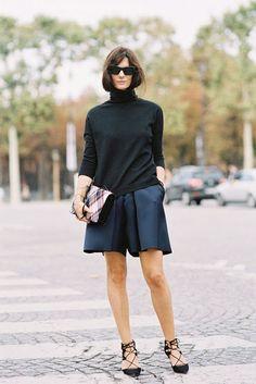 Paris Fashion Week SS 2014....Hedvig