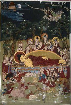 Buddha Tibetan Buddhism, Buddhist Art, Pottery Sculpture, Pottery Art, Dunhuang, Buddha Life, Thangka Painting, Zen, Gautama Buddha