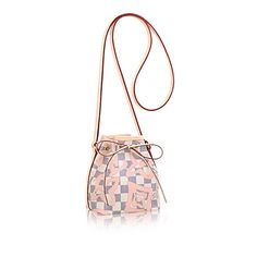 bfbb182dc Nano Noé Damier Azur Canvas in Women's Handbags collections by Louis Vuitton