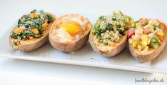 Baked Potato, Sweet Potato, Sushi, Main Dishes, Potatoes, Baking, Ethnic Recipes, Food, Main Course Dishes