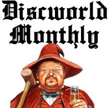 Discworld Monthly - The free newsletter about Terry Pratchett and his Discworld novels serving the Discworld community since 1997 Terry Pratchett, Novels, Community, Events, Movie Posters, Free, Film Poster, Billboard, Fiction