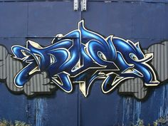 DOES Wildstyle Graffiti