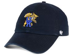 the best attitude 509c3 043f3 Kentucky Wildcats  47 NCAA  47 CLEAN UP Cap