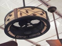 Cool lighting on Pinterest | Ceiling Fixtures, Ceiling Fans and Drums