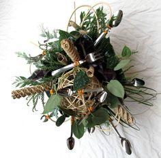#bouquet #spoon 2012
