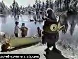 1970's Woodsy Owl Water Pollution PSA-public service announcement (video)