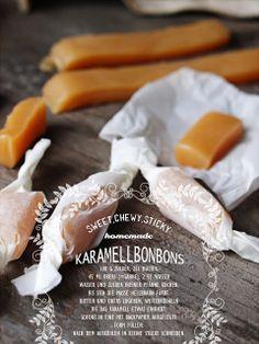 Karamelbonbons
