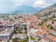 Tessin Sehenswürdigkeiten: Die 18 schönsten Orte im Sonnenkanton Lugano, Paris Skyline, Travel, Wallis, Fitness Workouts, Beautiful, Garden & Outdoor, Vacation Travel, Beautiful Places
