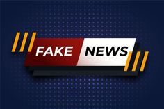 Fake news live over curvy violet background | Free Vector Red And Black Background, Violet Background, World Map Wallpaper, Fake News, Banner Template, Girl Nursery, Black Backgrounds, Link, Vector Free