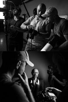 Photographer: Gary Van Wyk In Hollywood, Behind The Scenes, Van, Portrait, Film, Concert, Movie, Films, Film Stock