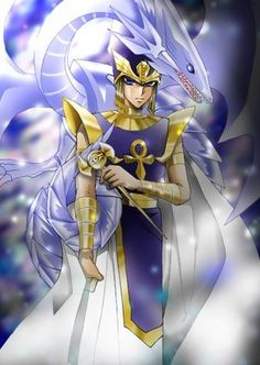 High Priest Seto. That arc was so f*cking awesome, I can't believe I didn't see it until I was older.