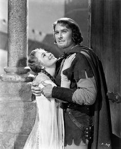 captain blood olivia de havilland   The Adventures of Robin Hood ( Robin de los bosques , Michael Curtiz ...