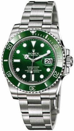 Rolex Submariner Men`s Watch 116610LV - List price: $10,875.00 Price: $9,450.00 Saving: $1,425.00 (13%)