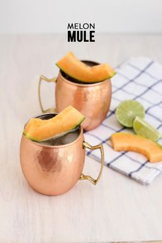 Cocktail recipe | Melon Mule