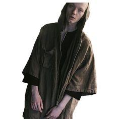 Deep Grunge Men's Kimono - Inverse Culture - 1