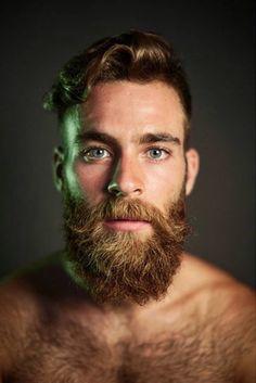 nice blond beard