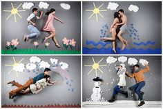 Funny couple pictures perspective 28 new Ideas Funny Couple Photography, Creative Photography, Photography Poses, Funny Friend Pictures, Tumblr Relationship, Perspective Photography, Funny Drawings, Funny Couples, Creative Photos
