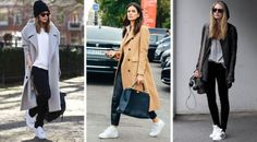 Картинки по запросу как носить кроссовки с брюками