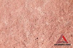 Colorful Pink Sandstone