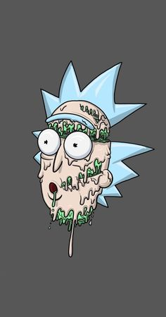 Rickww - Rick and Morty Wallpaper - Get HD Wallpaper for your SmartPhone Rick And Morty Drawing, Rick And Morty Tattoo, Rick And Morty Quotes, Rick And Morty Poster, Ps Wallpaper, Cartoon Wallpaper, Tatuaje Rick And Morty, Rick And Morty Stickers, Rick I Morty