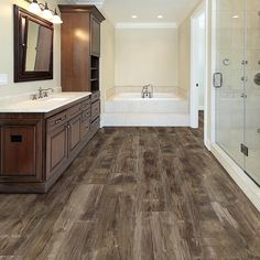 LifeProof 8.7 in. x 47.6 in. Nashville Oak Luxury Vinyl Plank Flooring (20.06 sq. ft. / case)-I106514L - The Home Depot