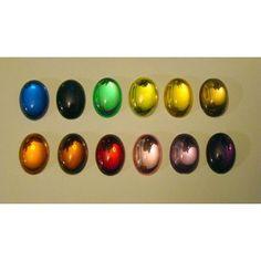 Infinity Gems on display, cou...