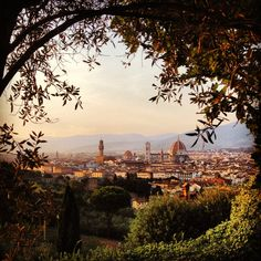 Bellissima Firenze || via AllaFiorentina.com