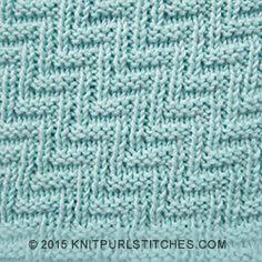 Irish Knit Stitch Patterns : 1000+ images about Knit- Purl combinations on Pinterest Knits, Stitches and...