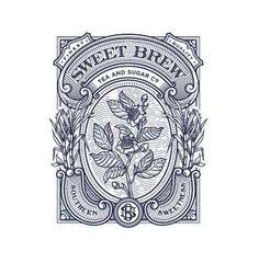 Graphic Design Illustration, Illustration Art, Horse Logo, Ink Illustrations, Vintage Labels, Creative Logo, Packaging Design Inspiration, Line Art, Vintage Designs