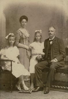 Familie Gallois, Java 1898