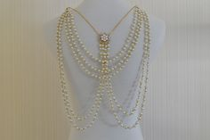 How to Make Popular Gold Beaded Chain Body Jewelry final