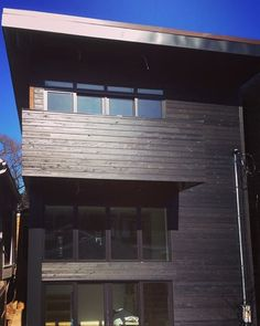 What Is Shou Sugi Ban (Yakisugi)? | Wall cladding, Planked ...