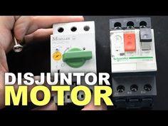 Disjuntor motor para acionamento e proteção de motores elétricos - YouTube