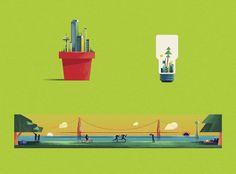 Green Cities - Dan Matutina is Twistedfork