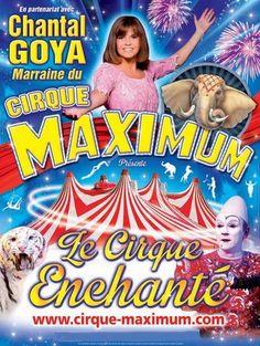 Le Cirque Maximum. Le mardi 21 juillet 2015 à GRAYAN ET L'HOPITAL.