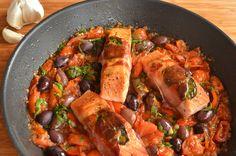 Tosca de la Mota | Recetas sencillas para todos los días - Saltimbocca de salmón