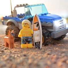 Check out our Surf clothing here! http://ift.tt/1T8lUJC #lego #minifigure #toyphotography #legophotography #legostagram #legominifigure #toyartistry #toyart #surfer #jeep #beach #sand #legolifestyle #legosurfer #4x4 #offroad #bricknetwork #brickinsider #toptoyphotos #toyunion #surflife #toys #toy