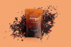 Hotleaf – Teahouse Branding Mockup Kit | Mockup Cloud