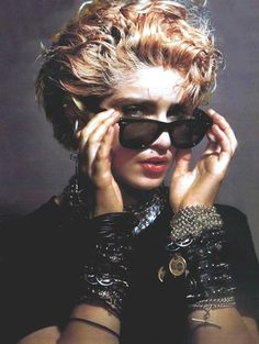 Pud Whacker's Madonna Scrapbook Tumblr : Photo